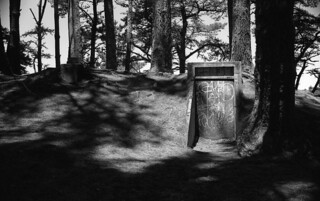 Bunker door, Marin Headlands | by jgatts