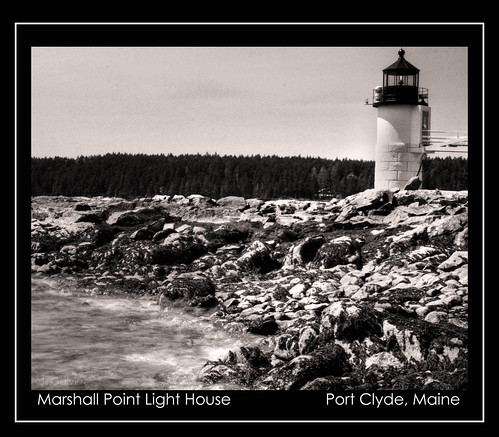 Marshall Point Light House | by jrgal331