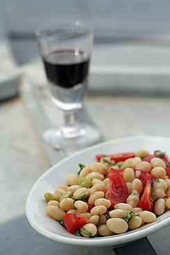 beans and wine | by David Lebovitz