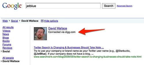 Google Social Search | by search-engine-land