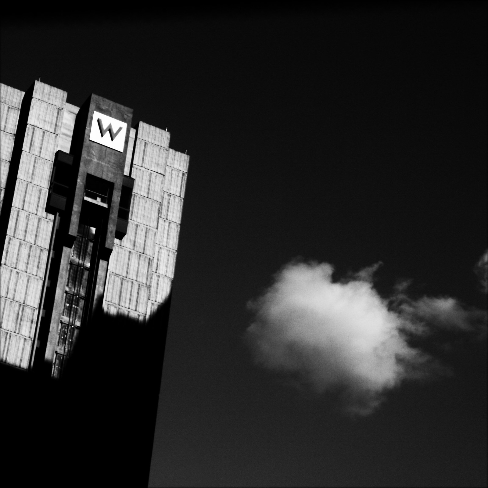 The W Building vs. Cloud, Midtown Atlanta