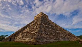 Chichen-Itza | by mybulldog