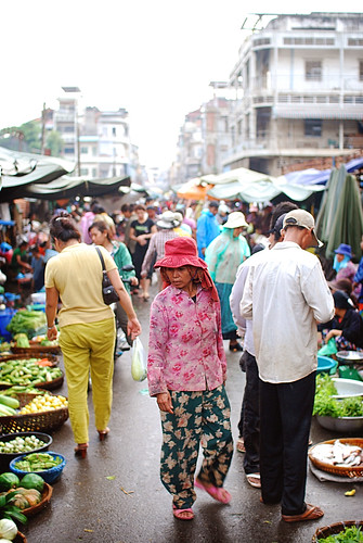 Walking through Psar Kandal | by phil.lees