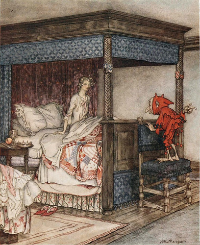 Illustration by ARTHUR RACKHAM | by sofi01