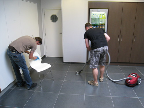 Kantoor schoonmaken flickr photo sharing for Camera schoonmaken