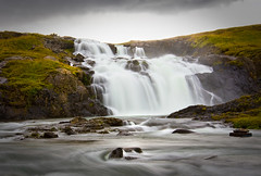 "Iceland = ""waterfall heaven"" 