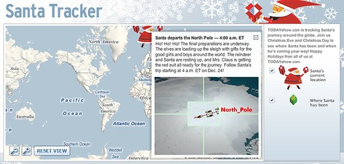 Today Santa Tracker | by search-engine-land