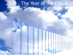 2009 - The Year of the Cloud | by BasicGov