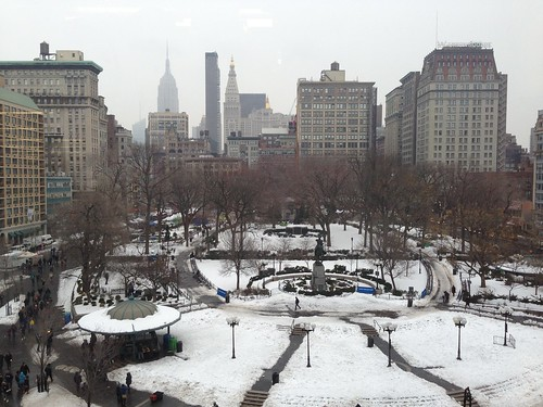 Union Square, NYC. Nueva York