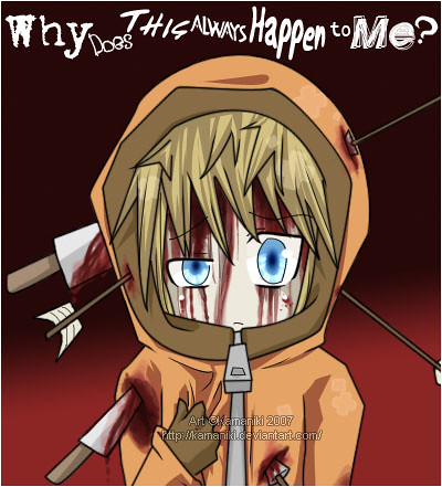 why me? | by ♥~chris~chan_aka_kenny_lover~♥
