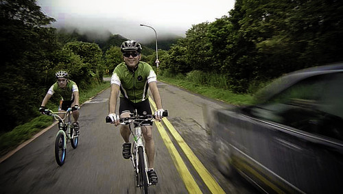 Cycling in Yamgmingshan National park Taiwan | by Richard Masoner / Cyclelicious