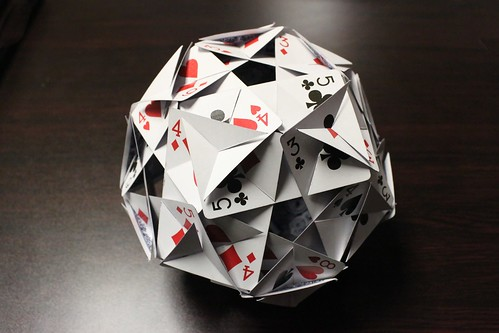 30-Card Polyhedron | by Blyzz