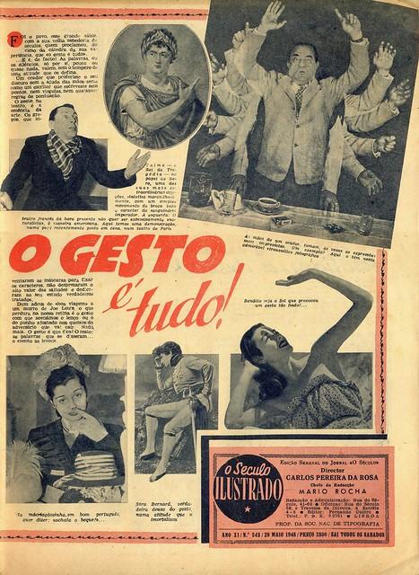 Século Ilustrado, No. 543, May 29 1948 - 2