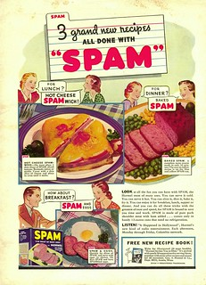 Spam ... it's what's for dinner! | by Wandering Magpie
