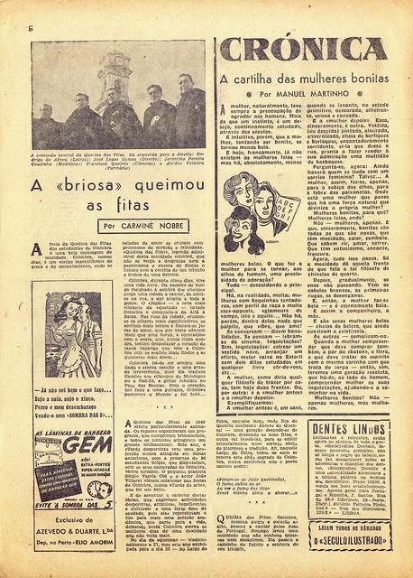 Século Ilustrado, No. 543, May 29 1948 - 5