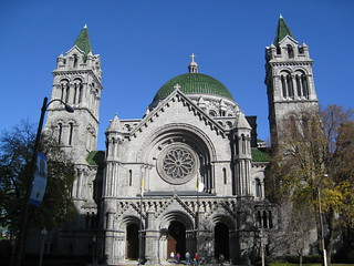 Cathedral Basilica of Saint Louis | by ChrisYunker