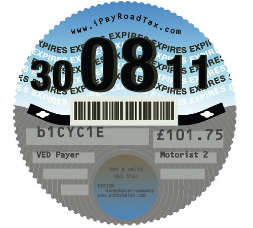TaxDisc2 | by carltonreid