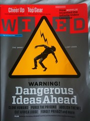 I like: Wired magazine (US edition) | by renaissancechambara