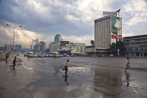 Addis Ababa on a rainy day | by Hulivili