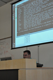 Tom Opgenorth (@topgenorth) Demonstrating Git | by John Bristowe