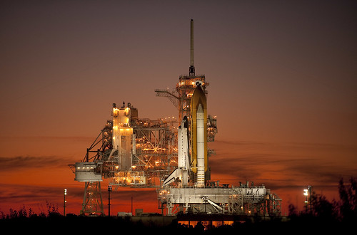 STS-129 Atlantis on Pad 39a (200911150015HQ) (explored) | by NASA HQ PHOTO