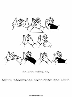 Handsign (British) | by Yoko Ono official