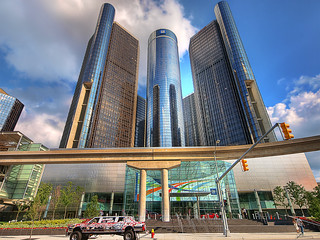 Renaissance Center (GM) | by paul bica