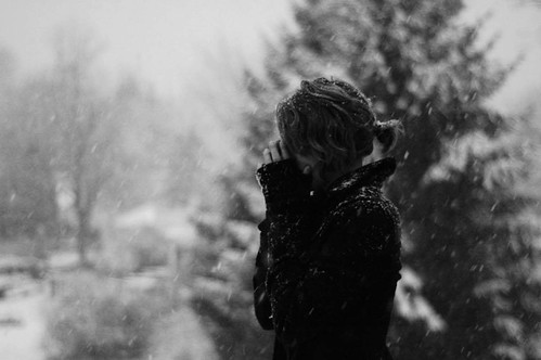 it snowed. | by atomic turquoise
