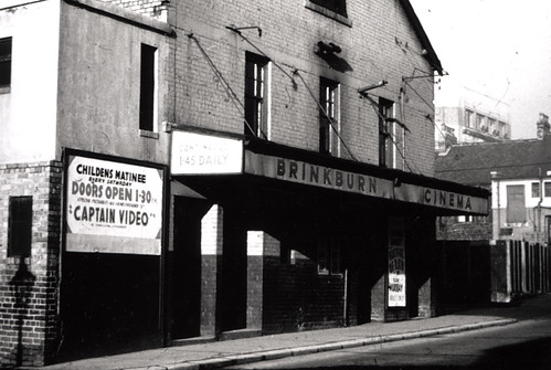 051765:Brinkburn cinema Brinkburn Street Byker Unknown 1957-8