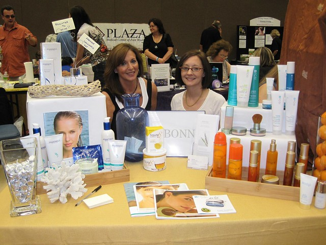 Arbonne at the Wellness Expo