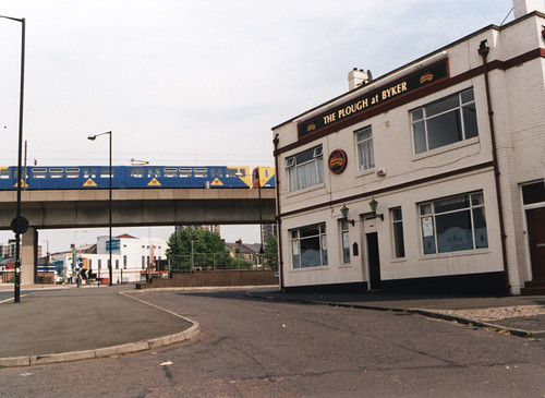 063335:The Plough at Byker Byker Bank/Wolsely Street Maybury Malcolm 1996