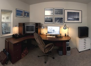 Office Panorama Updated | by Anthony Grimes