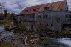 Balaclava's Abandoned Sawmill