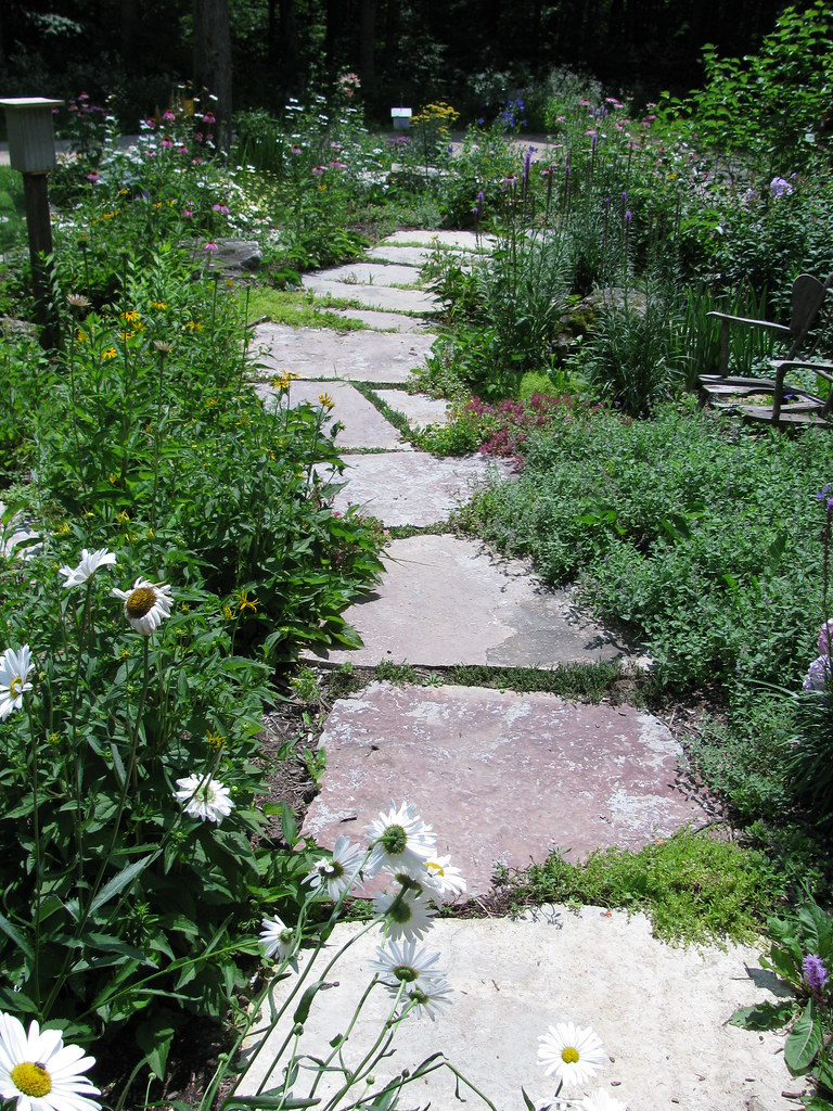 Natural Stone Walkways Flickr