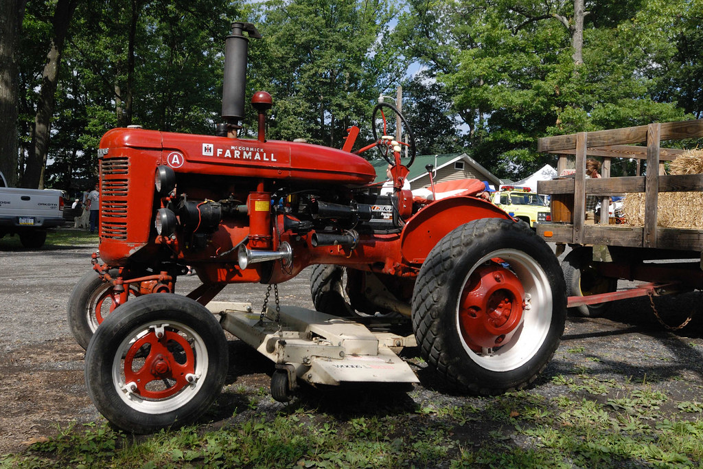 Antique Tractor Shows : Jacktown th antique tractor show july flickr