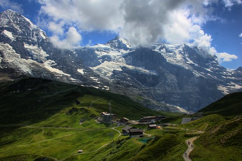 Kleine Scheidegg Station | by Ed Coyle Photography