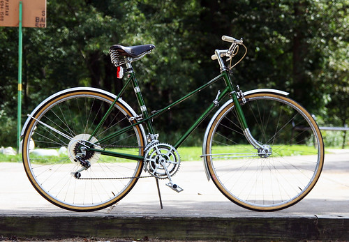 Raleigh Super Course Mixte | by Apocaplops
