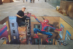 Amazing 3D Sidewalk Chalk  Art 36 | by dwightgenius