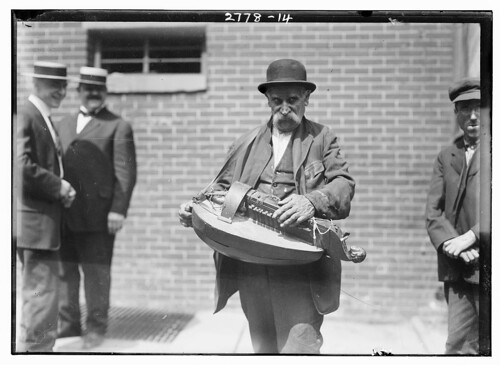 Fi. Musician?  (LOC) | by The Library of Congress