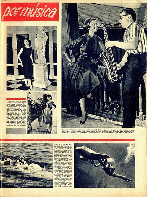 Século Ilustrado, No. 935, December 3 1955 - 2