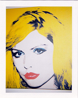 Debbie Harry by Andy Warhol | by Nick Leonard