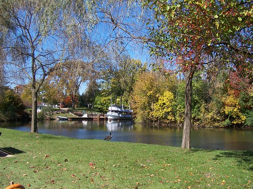 Swannie River in Greenfield Village | by Saved by God's Grace