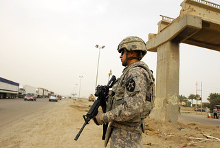 Footbridge for Iraqi children | by The U.S. Army