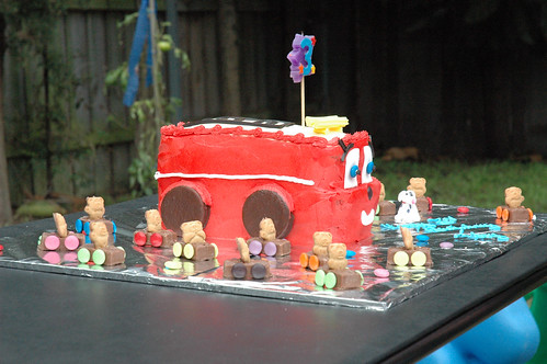 Fire Engine Cake Toppers Uk