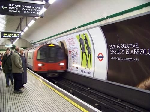 Tottenham Court Road Tube Station