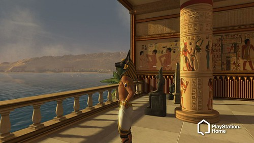 PlayStation Home Egypt 2 | by PlayStation.Blog