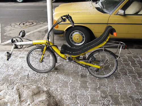 Hurricane recumbent bicycle | by tasoskaimenakis