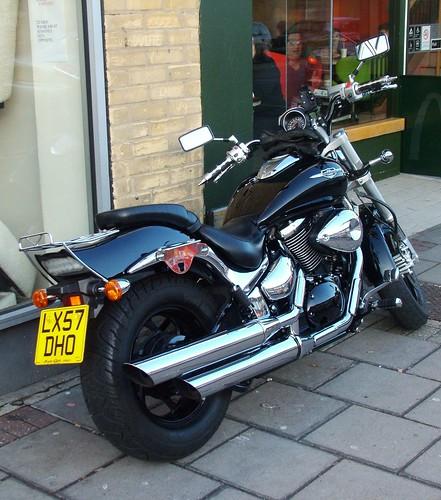 Suzuki Marauder Vz