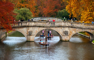 Autumnal punting | by tad2106 - Trudie Davidson Photography