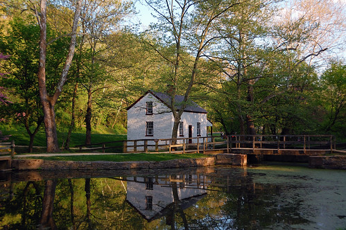 C&O Canal Lockhouse 6 | by ctankcycles